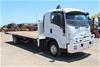 2010 Isuzu FRR 4 x 2 Tray Body Truck