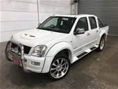 2006 Holden Rodeo LT RA Automatic Dual Cab