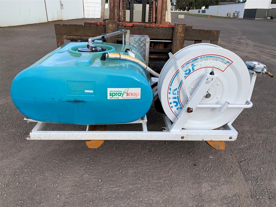 400 litre Rapidspray Quickspray Sprayer