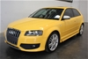 2007 Audi S3 8P Manual Hatchback