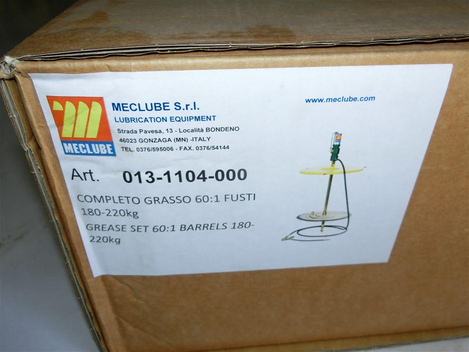 Meclube 60:1 Grease Kit (Pump, Plate, 5m Hose + Gun) (Pooraka, SA)