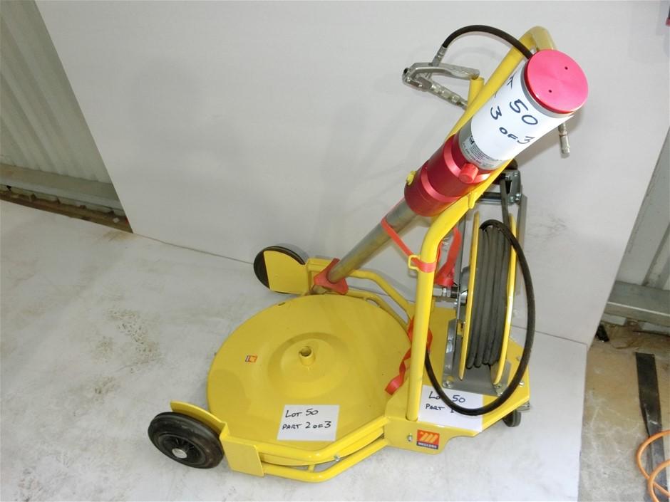 Meclube Grease Trolley Kit 60:1 (Pooraka, SA)