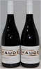 Maude  Pinot Noir 2013 (2x 750mL), Central Otago. Screwcap closure.