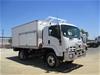 2013 Isuzu FSS 4 x 4 Service Truck