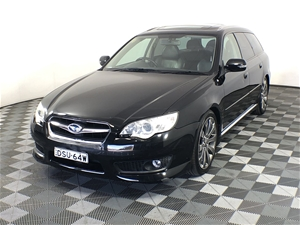 2006 Subaru Liberty 3.0R-B B4 Manual Wag