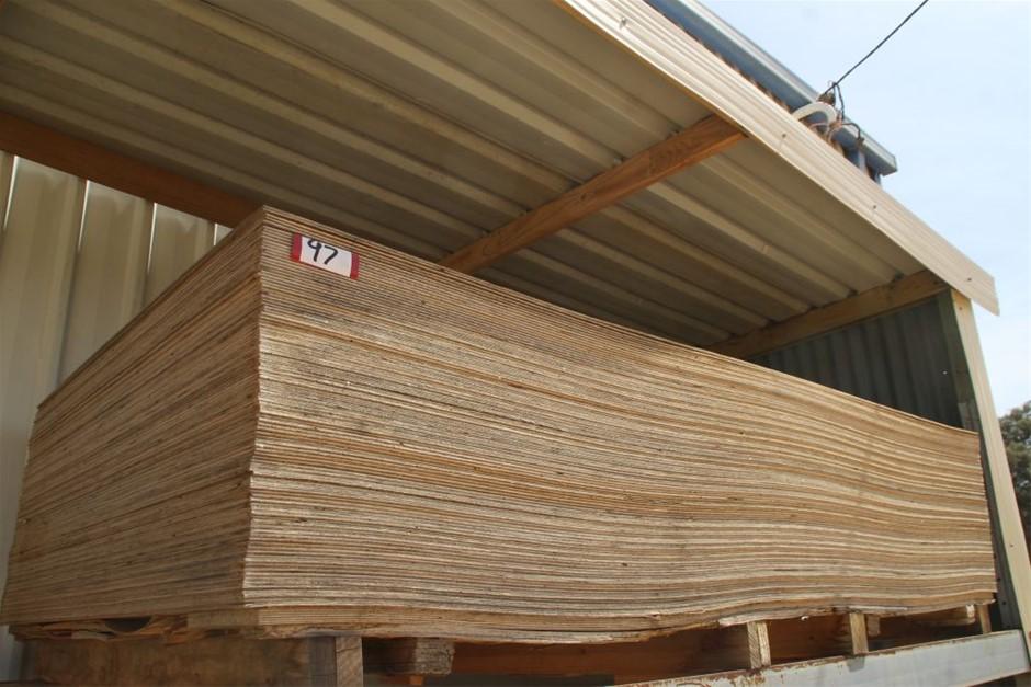 90 Sheet Bracing Plywood