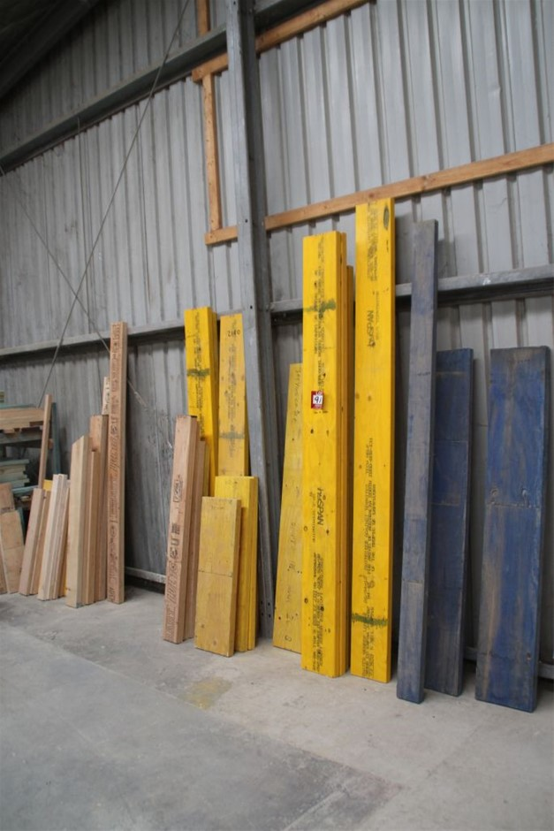 Assorted LVL Timber Beams