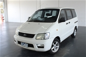 Unreserved 2000 Toyota Spacia Auto 8 Seats People Mover