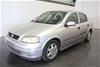 2001 Holden Astra CD TS Automatic Sedan