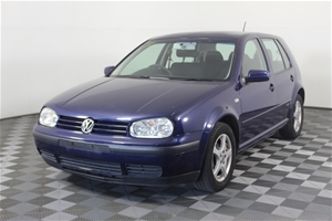 2000 Volkswagen Golf GL Rally A4 Manual