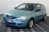 Unreserved 2005 Holden Barina XC Automatic Hatchback