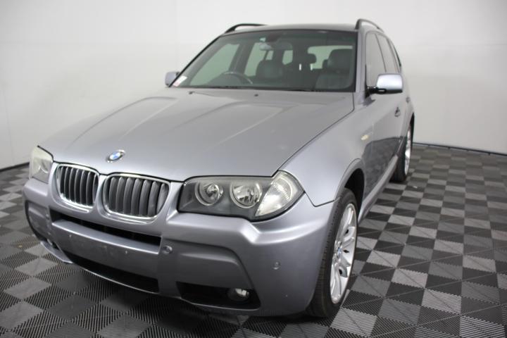 2008 BMW X3 M Sport 2.5si E83 Automatic Wagon