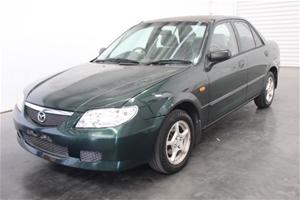 2001 Mazda 323 Protege Sedan