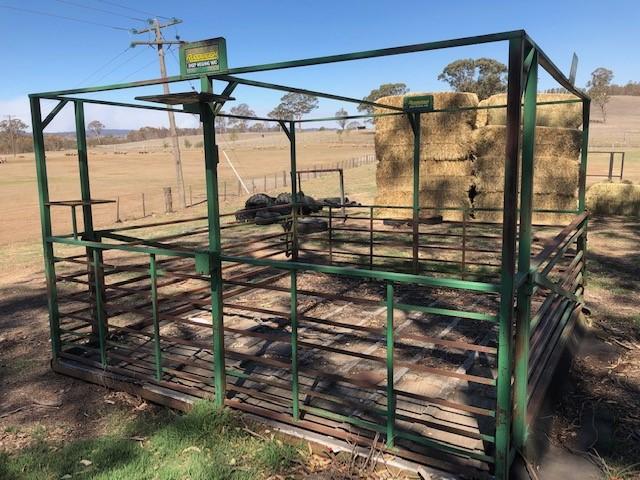 Ruddweigh Sheep Weighing Yard