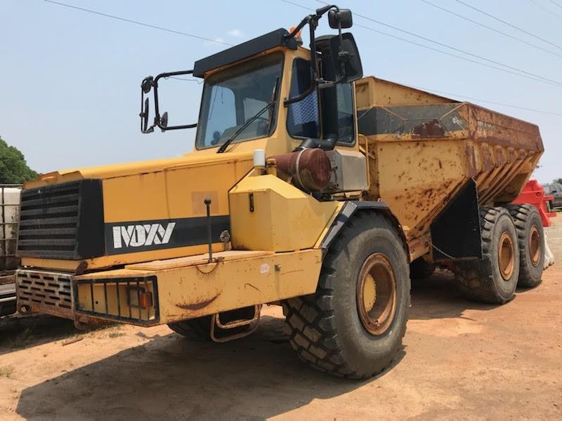 2000 Moxy MT30 Articulated Dump Truck