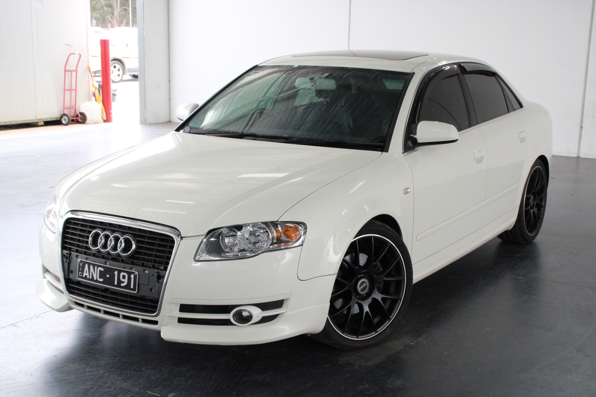 2006 Audi A4 1.8T B7 CVT Sedan