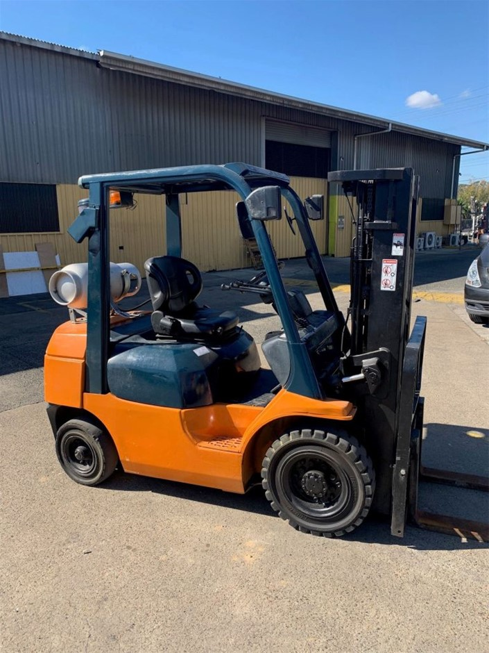 TOYOTA 7fg25 Counter Balance Forklift