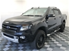 2014 Ford Ranger Wildtrak 4x4 PX Turbo Diesel Automatic Dual Cab
