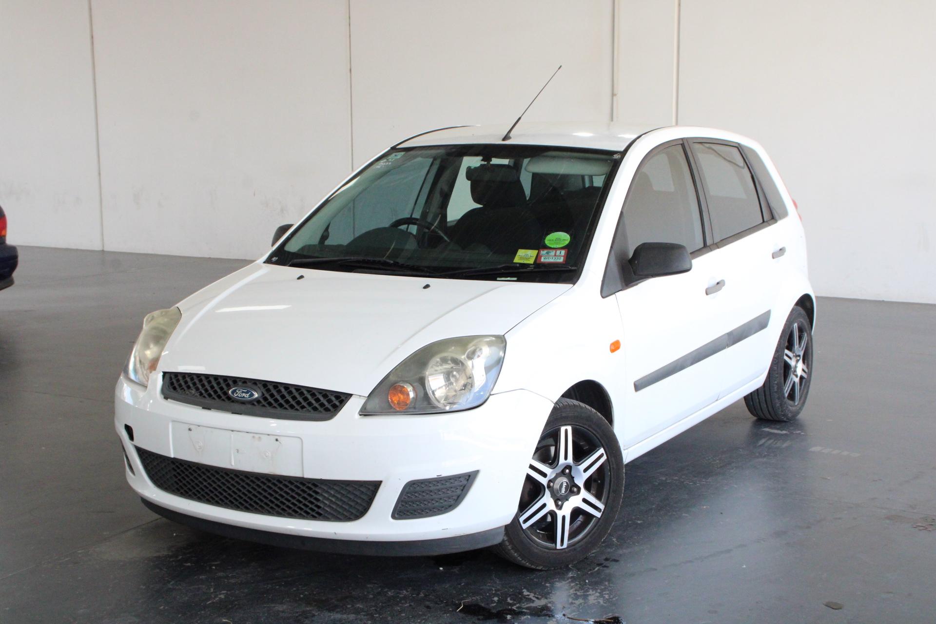 2007 Ford Fiesta LX WQ Automatic Hatchback