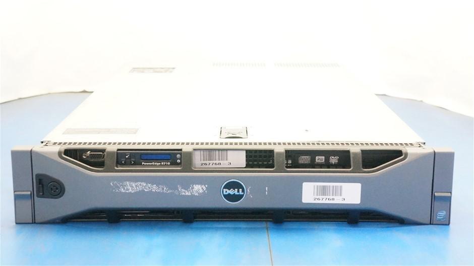 Dell PowerEdge R710 Rackmount Server