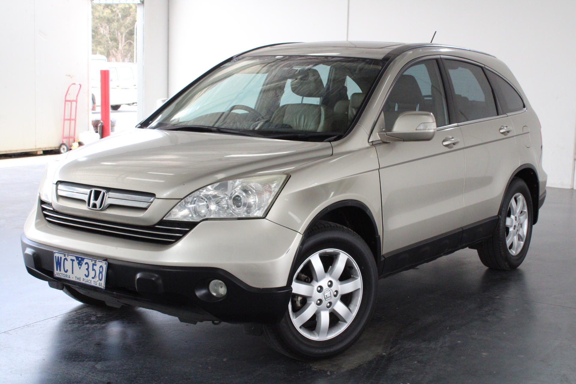 2007 Honda CR-V Luxury RE Manual Wagon