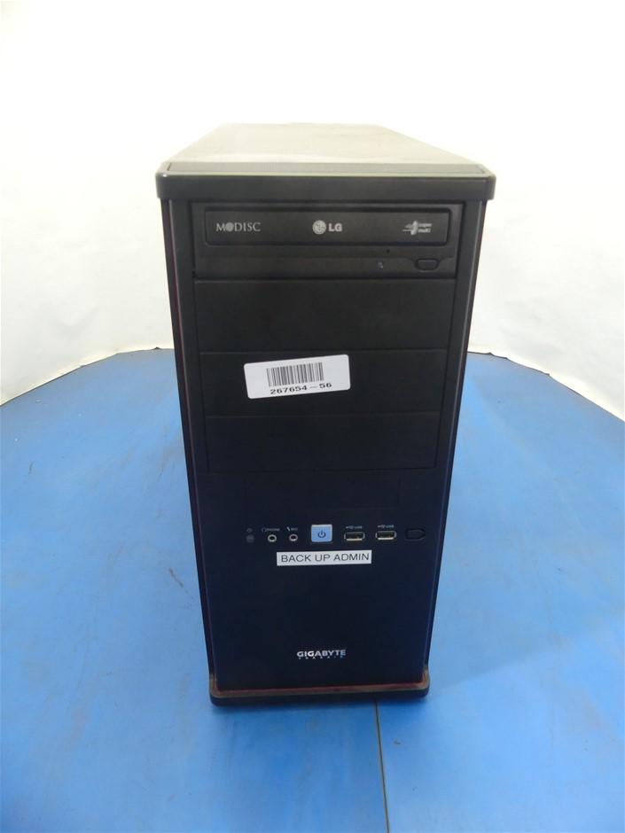Gigabyte Technology Co., Ltd. H97M-HD3 Mid Tower Desktop PC