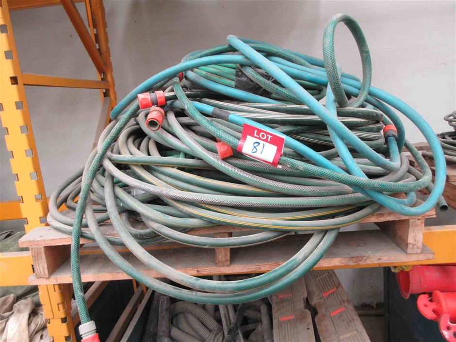 Large Quantity of Water Hose