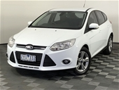 Unreserved 2013 Ford Focus Trend LW II Automatic