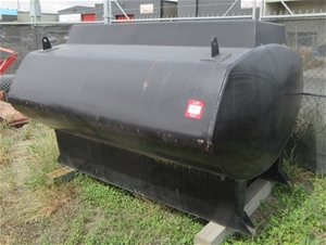 Fuel Tank with Lifting Points