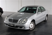 Unreserved 2002 Mercedes Benz E240 Elegance W211 Auto