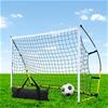 Everfit Portable Soccer Football Goal Net Kids Outdoor Training Sports 3.6M