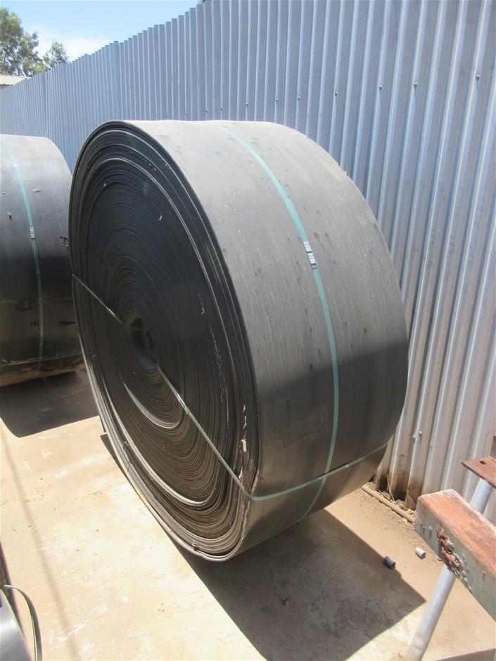 Large Roll of Conveyor Belt Rubber