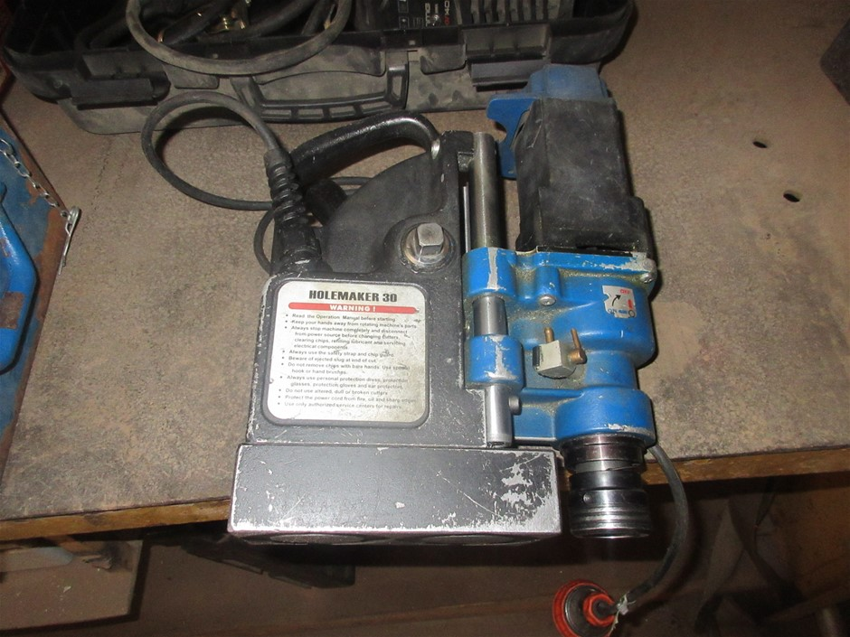 Holemaker 30 Magnetic Drill