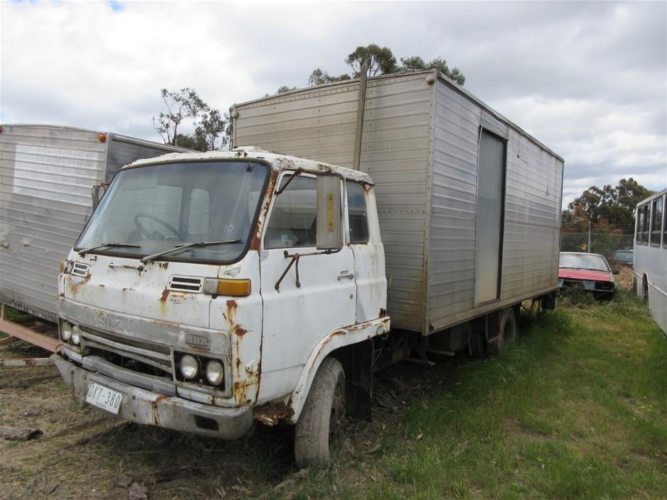 Isuzu Truck SBR422