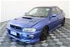 1997 Subaru Impreza WRX (AWD) Manual Sedan