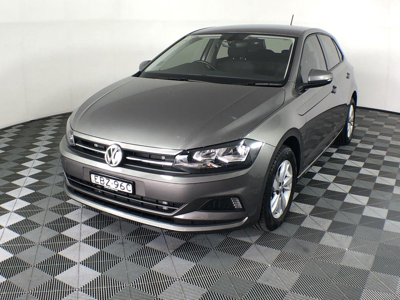 2019 Volkswagen Polo 85TSI COMFORTLINE AW Manual Hatchback