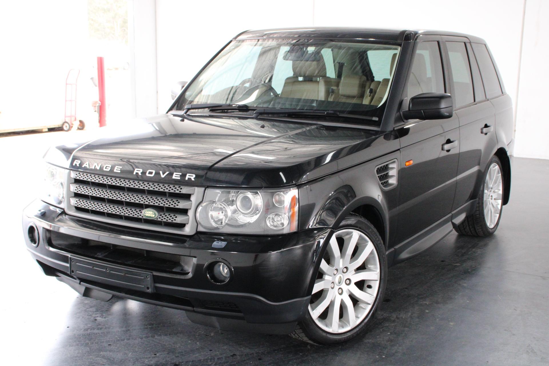 2008 Land Rover Range Rover Sport TDV6 Turbo Diesel Automatic Wagon