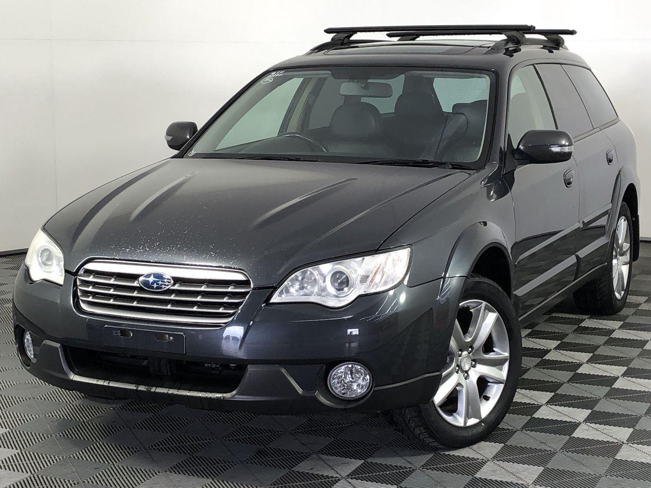 2007 Subaru Outback 2.5i Premium B4A Manual Wagon