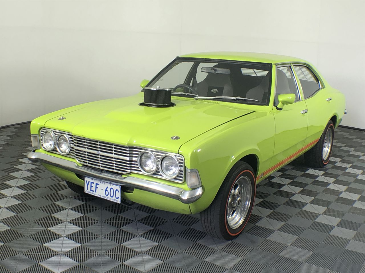 Ford Cortina TC, 376 Stroker Cleveland Motor, Engineered