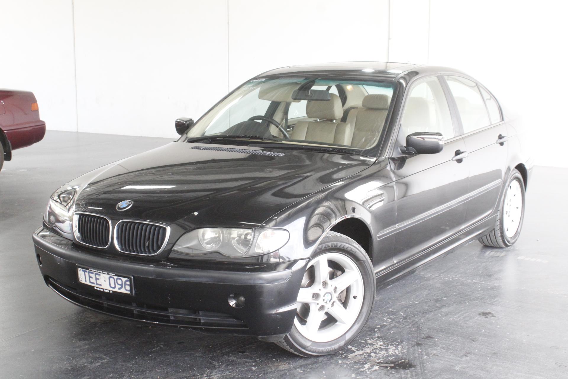 2004 BMW 3 18i E46 Automatic Sedan