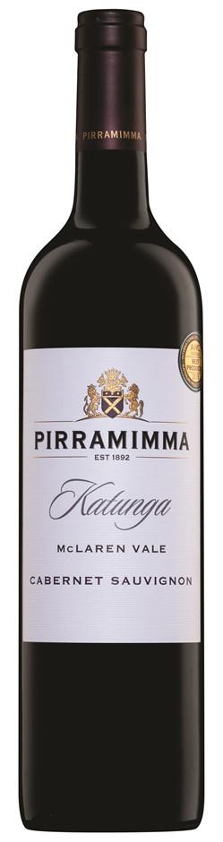 Pirramimma Katunga Cabernet Sauvignon 2015 (12 x 750mL) McLaren Vale, SA
