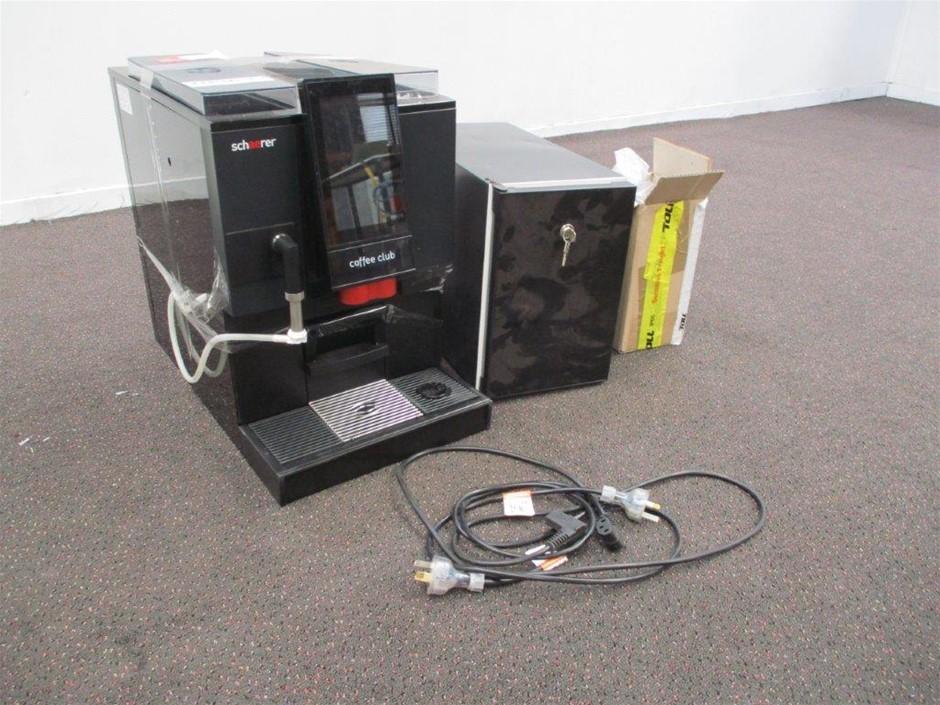 Schaerer 31120 Coffee Machine