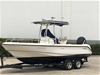 2008 Brons Whaler 210 Outrage Boat, 200hp 4 Stroker S/charged Verado 165hrs