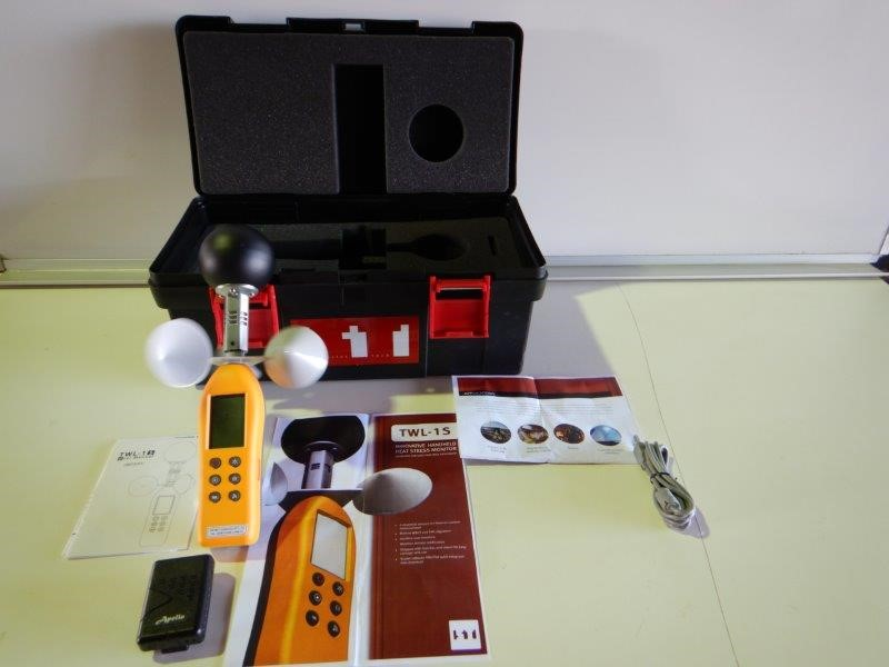 Scarlet Tech TWL-15 Handheld Heat Stress Monitor