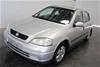 2002 Holden Astra CD TS Automatic Sedan