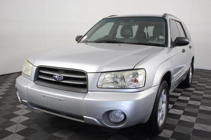 2003 Subaru Forester XS Luxury Wagon