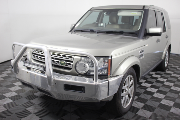2010 Land Rover Discovery 4 TDV6 T/Diesel Automatic 7 Seat