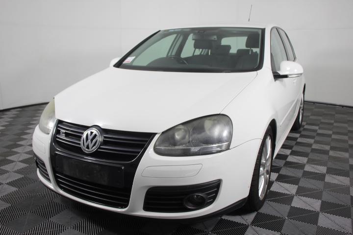 2007 Volkswagen Golf GT Sport Automatic Hatchback, 105,721km