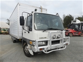 Bankrupt Estate - 2002 Hino FD 4 x 2 Pantech Truck