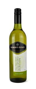 Roberts Estate Pinot Grigio 2019 (12 x 7